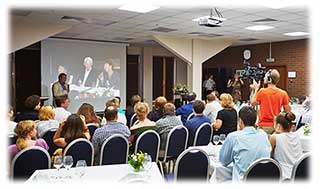 Video Interpreter Use Case - International Conference Broadcast