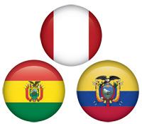 Quechuan languages flags
