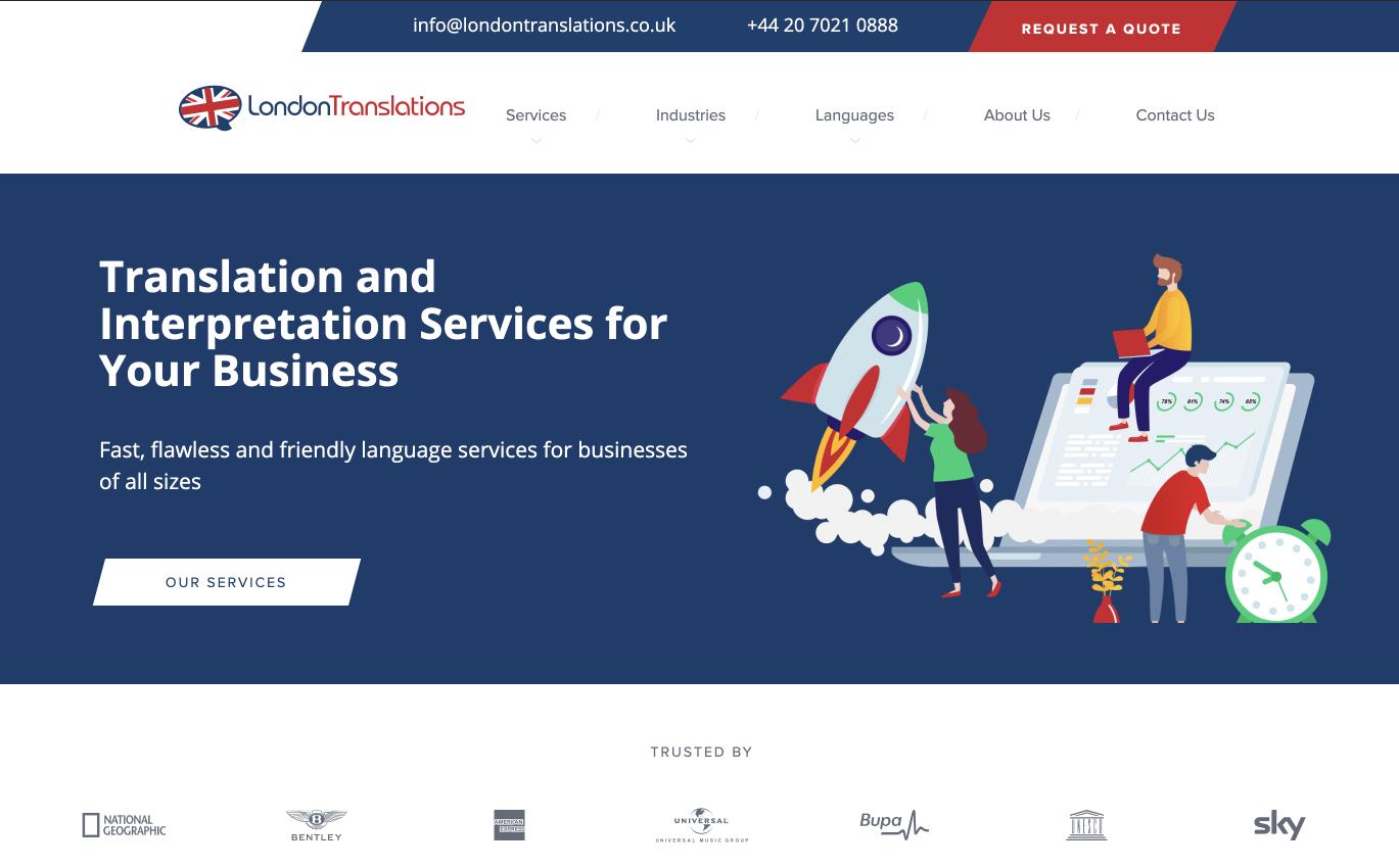 Translations Into Italian: Business & Professional Translation Agency London