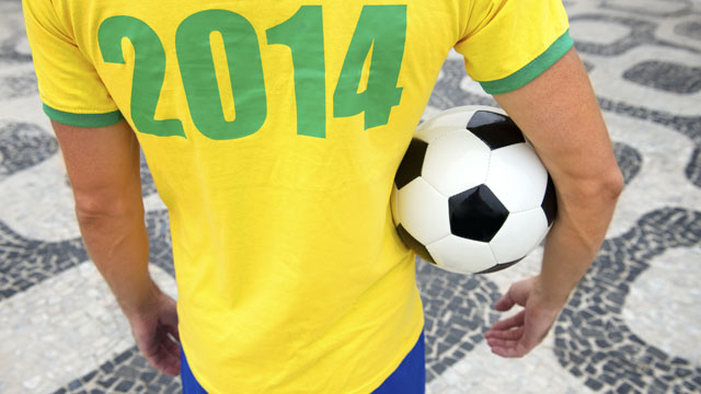 World Cup 2014 player