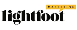Logo of Lightfoot Marketing