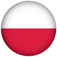 Picture of the Polish flag