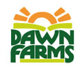 Dawn Farms logo graphic