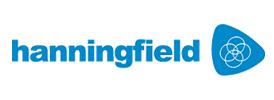 Hanningfield logo testimoinal