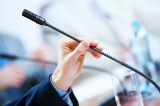 Equip interpreters for success at your live conference event