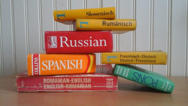 Foreign Dictionary Learning Languages Translation